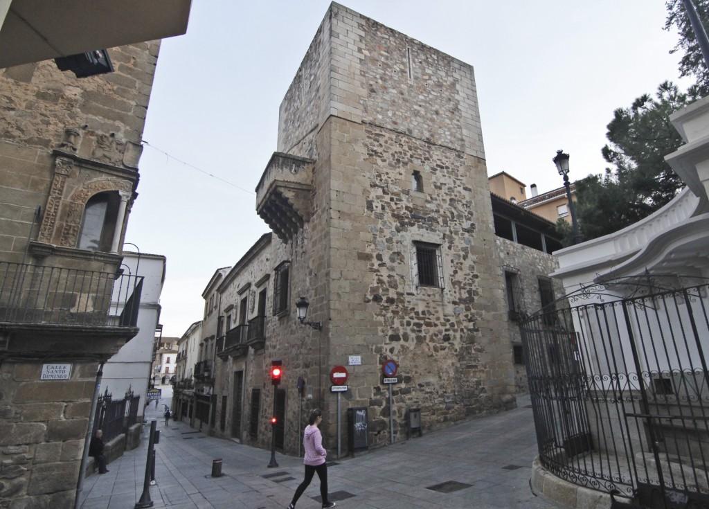 Palacio Camarena. C/ General Ezponda,9 10003 Cáceres